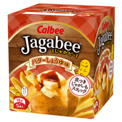Calbee Jagabee Butter Soy Sauc...