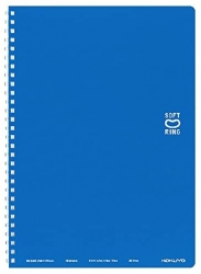 Kokuyo Soft Ring Notebook Colo...
