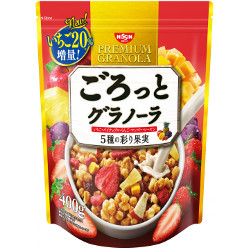 Nissin Gorotto Granola Five Co...