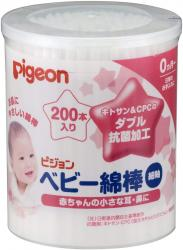 Pigeon Baby Cotton Swab 200 Pc...