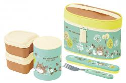 Skater Compact Lunch Set My Ne...