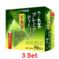 Itoen Premium Bag Brown Rice T...
