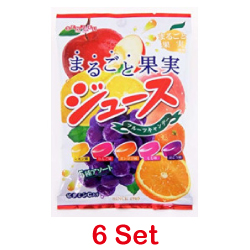 Senjakuame Whole Fruit Juice C...